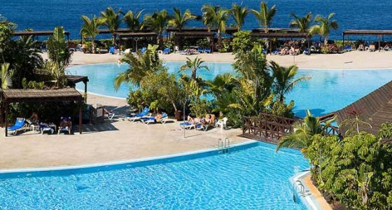 Hôtel Teneguia Princess & Spa 4* La plama, Canaries