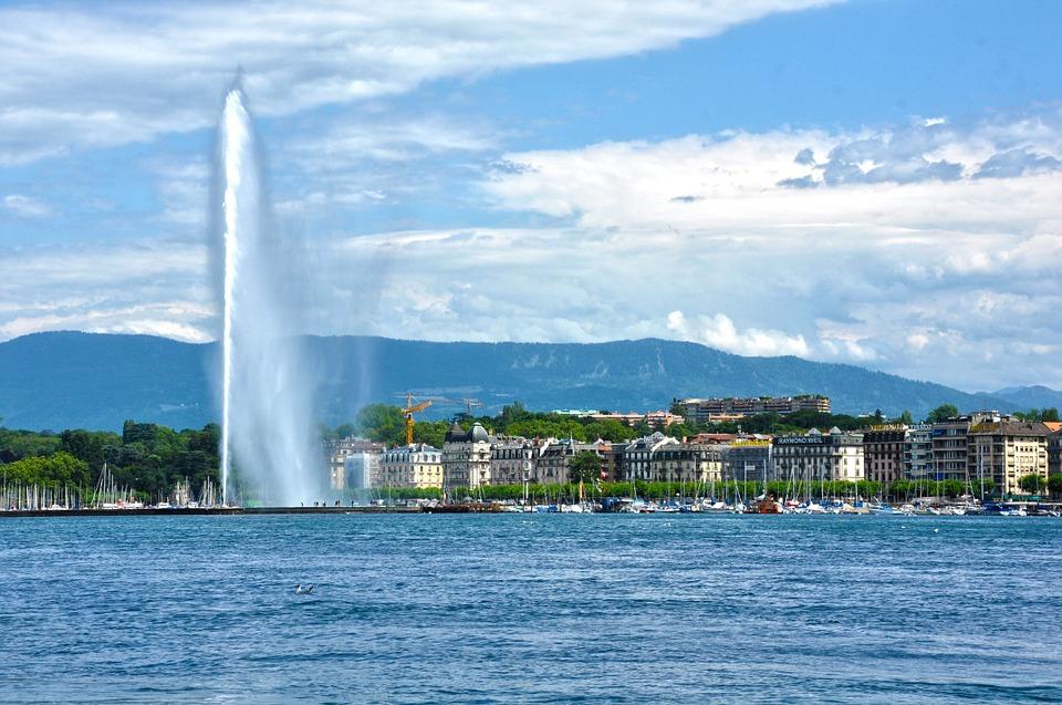 Geneve- croisières sur le lac Léman