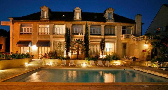 BEST WESTERN Hôtel Le Renoir, Sarlat