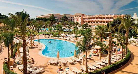 Hôtel Guarana en Algarve