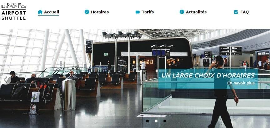 Alsace Navette pour l'aéroport