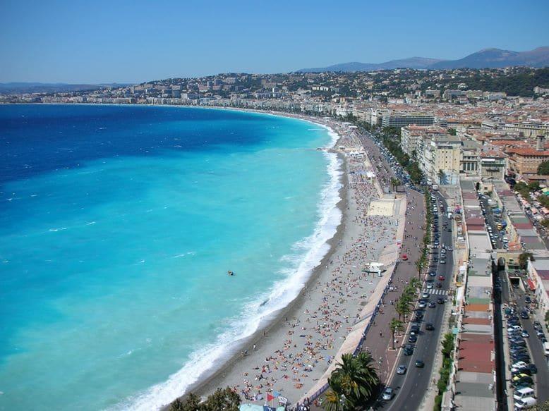 Nice : ville d'enfance de Simone VEIL