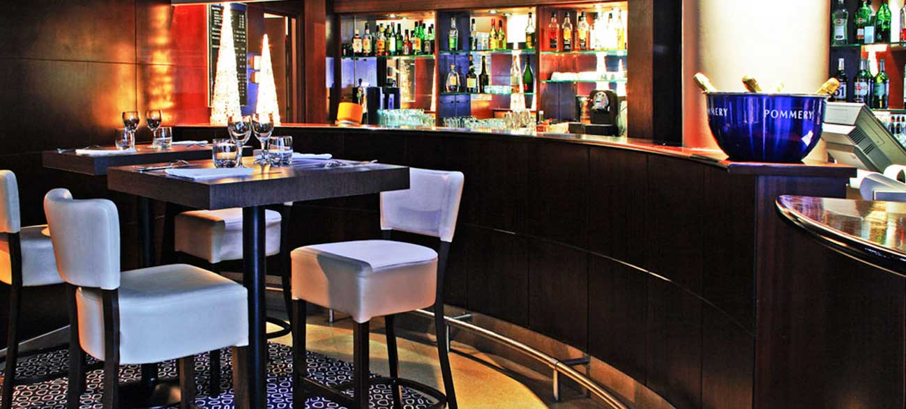 Bar de l'hôtel Mercure Chambery Centre