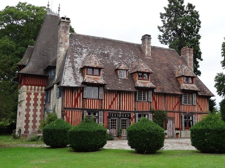 Chateau de Cantepie à Cambremer