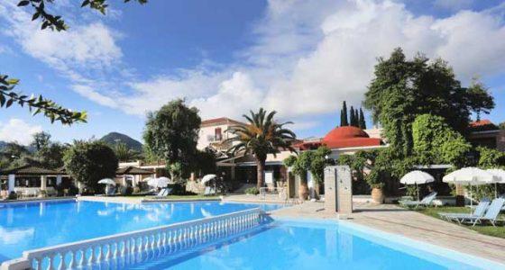 Hôtel Apollo Palace en Grèce, Corfou
