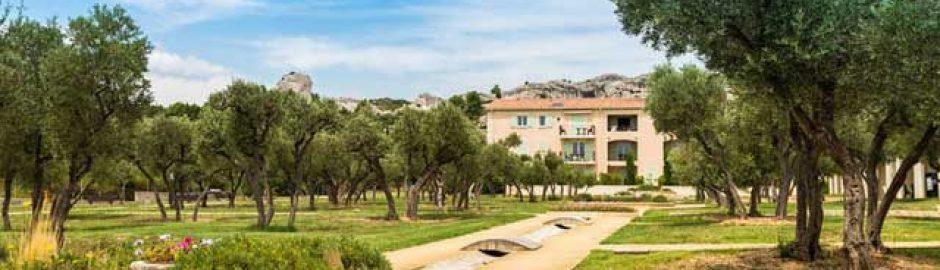 Location aux Baux de Provences