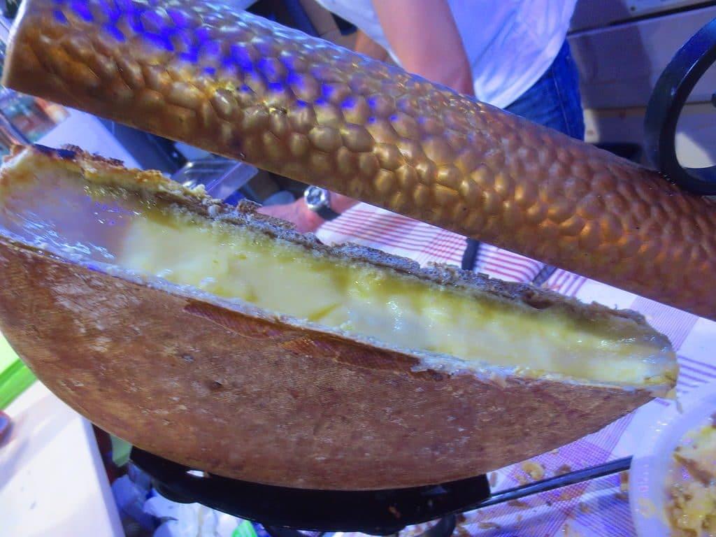 Raclette fromage de Savoie