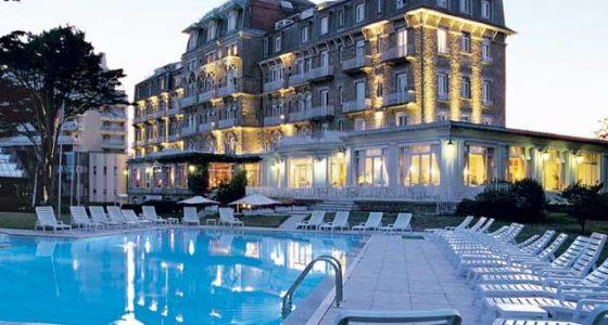 Hôtel Royal Thalasso Barrière à La Baule en cure