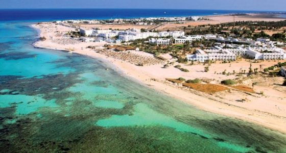 Seabel Rym Beach à Djerba en Tunisie