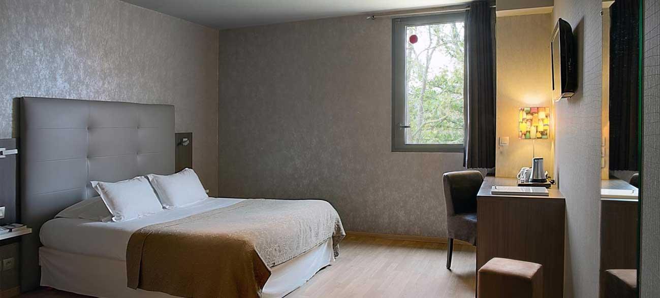 Chambre de d'hôtel Best Western à Ouistreham, Normandie
