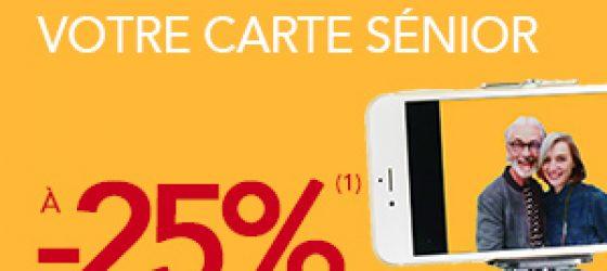 Reduction de 25 % pour l'Espagne en train avec la carte senior+ SNCF