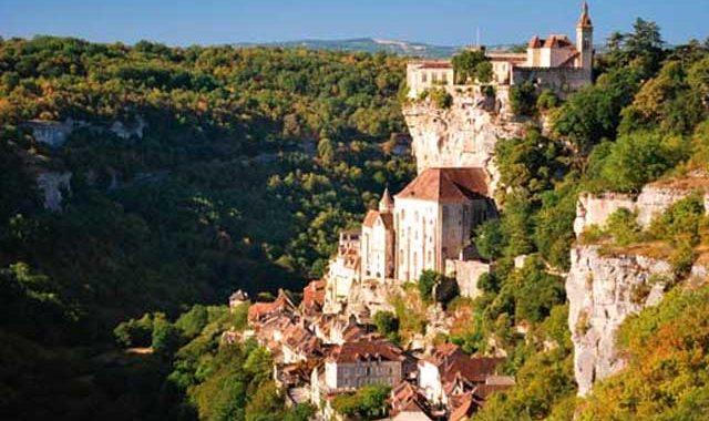 Séjour en Dordogne proce de Rocamadour