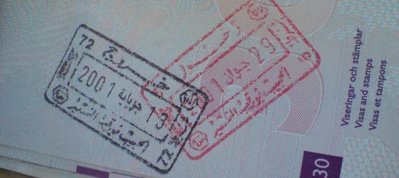 visa pour long séjour en tunisie de plus de 3 mois