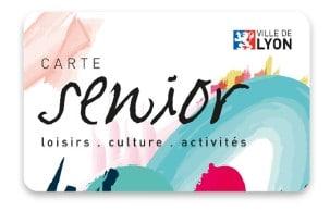 Carte Senior Sncf.Avec La Carte Senior Lyon Profitez D Avantages Pour Votre Retraite