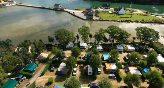Camping Le Lac à Carnac