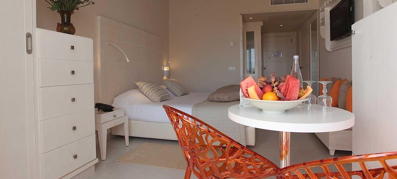 Chambre deluxe à l'Hôtel Seabel Rym Beach à Djerba