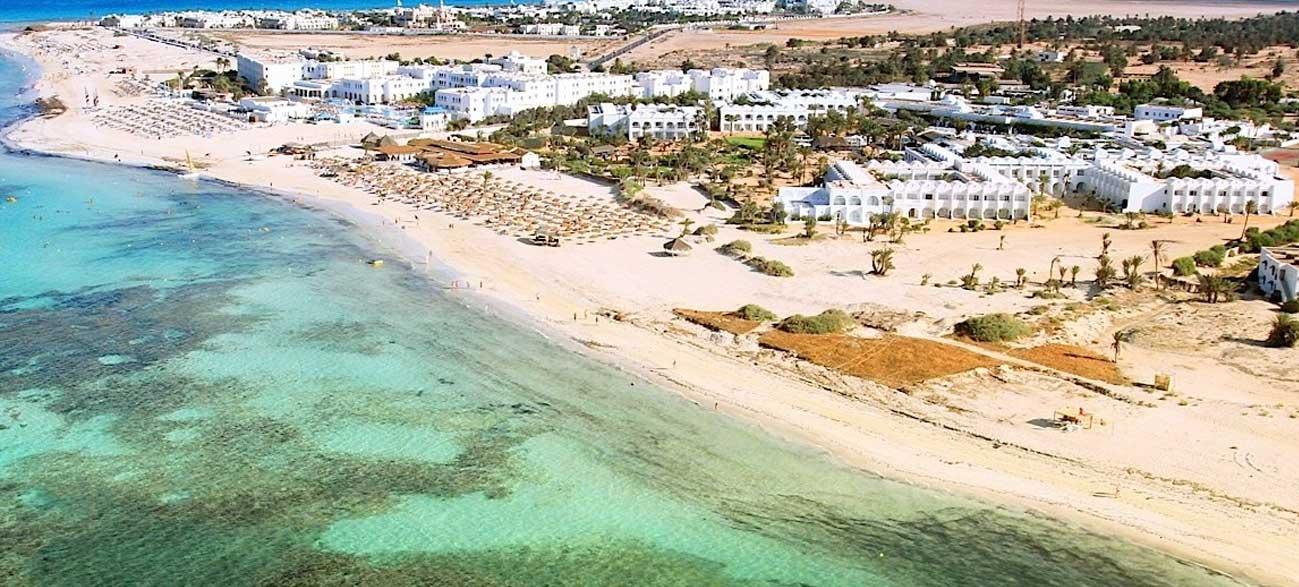 Hôtel Seabel Rym Beach à Djerba