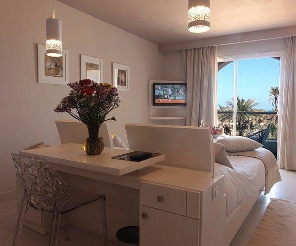 Chambre de l'hotel Seabel rym Beach sur l'ile de djerba
