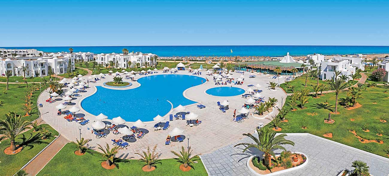 Hôtel Vincci Helios Beach à Djerba