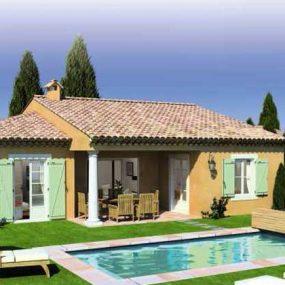 Location d'une villa à Cavalaire