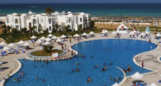 Piscine Hotel Vincci Helios Djerba