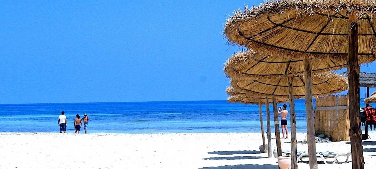 Plage du Seabel Rym Beach à Djerba
