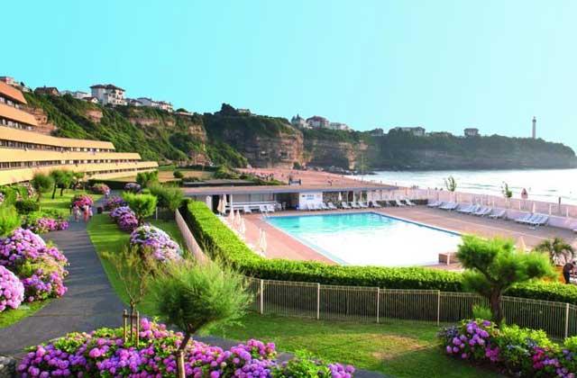 Séjour club à Anglet Biarritz