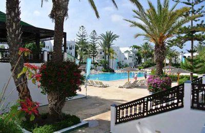 Séjour à Agadir au Maroc, au Club Marmara Les Jardins d'Agadir