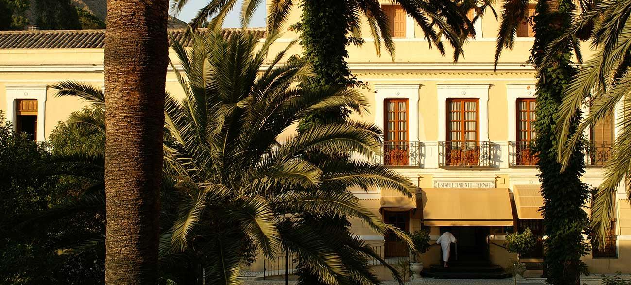Cure Chambre Balneario de Archenar Espagne