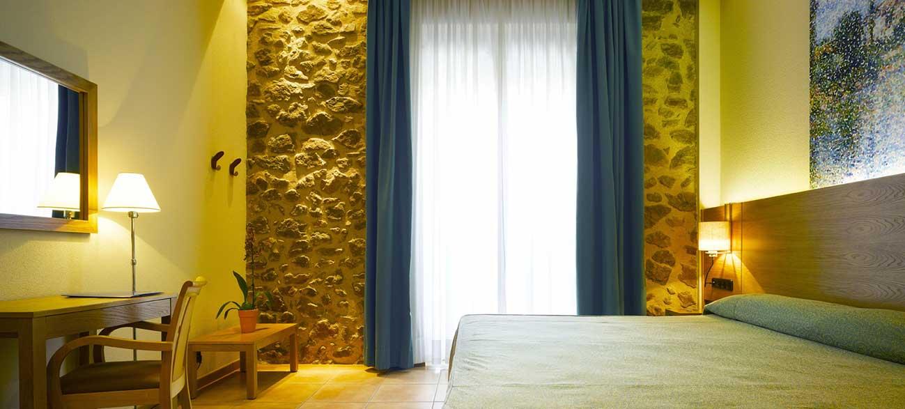 Chambre Hôtel Levante Balneario de Archenar Espagne