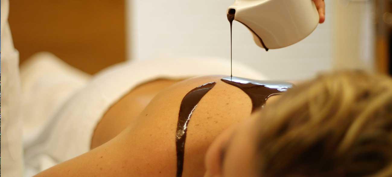 Massage chocolat Balneario de Archenar Espagne