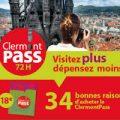 Clermont Pass auvergne