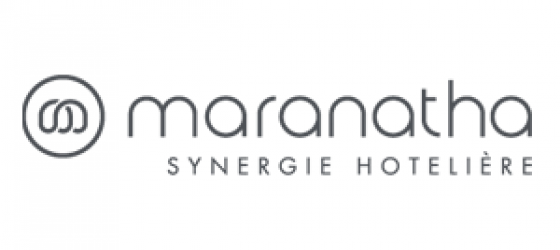Logo hotels maranatha de luxe