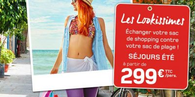 Les Lookissimes : soldes Look Voyages