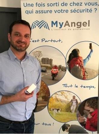 Lionel BRUNNENGREBER directeur de My Angel