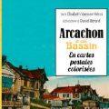 Couverture du livre de cartes postales du bassin d'Arcachon