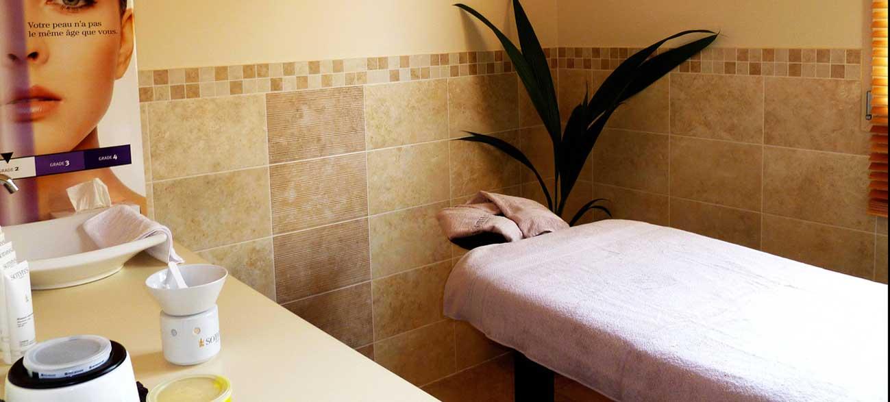 Massage dans hôtel et SPA à Villard de Lan