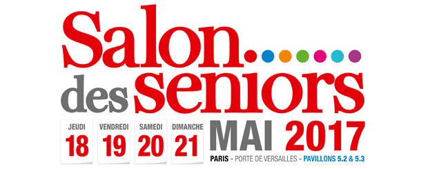 Invitation gratuite au salon des seniors 2017 de paris for Salon de paris 2017