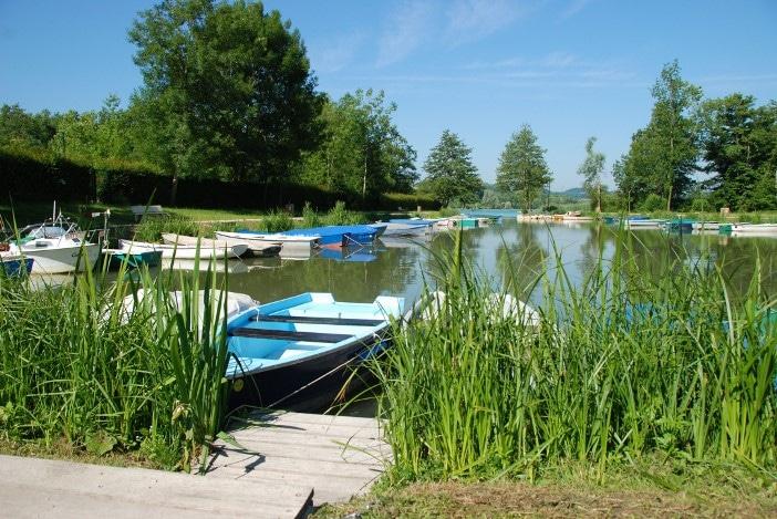 Port d'Aiguebelette-le- Lac