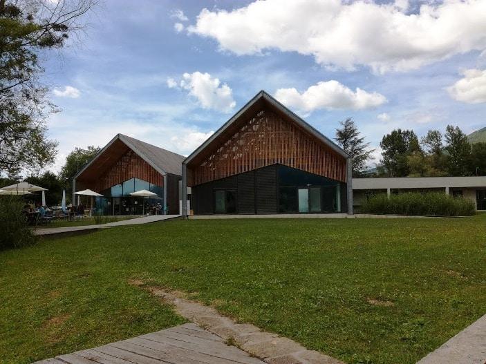 Maison du lac d'Aiguebelette