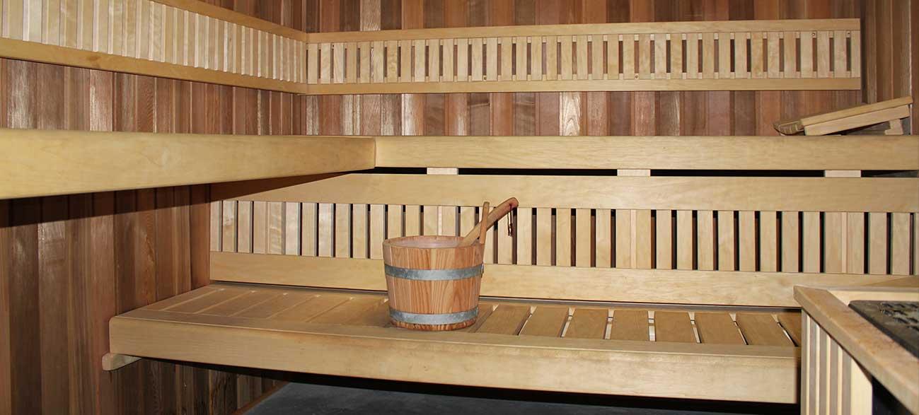 Hébergement insolite avec sauna gratuit