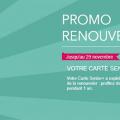 Promo renouvellement carte senior SNCF