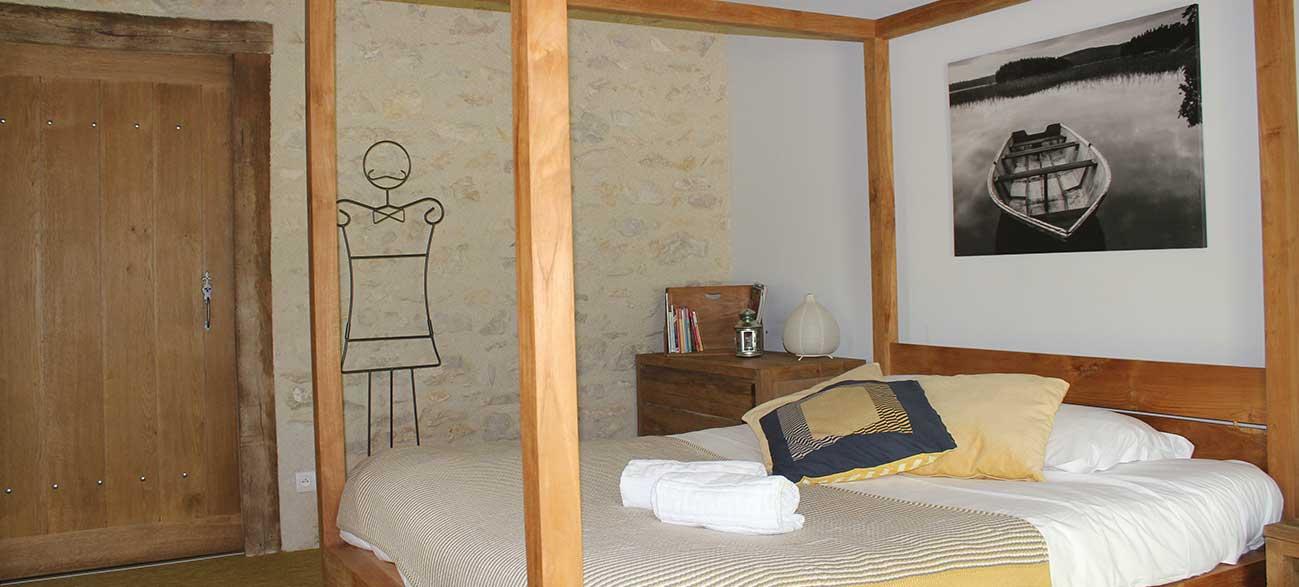 Location d'un appartement à Batilly-en-Puisaye