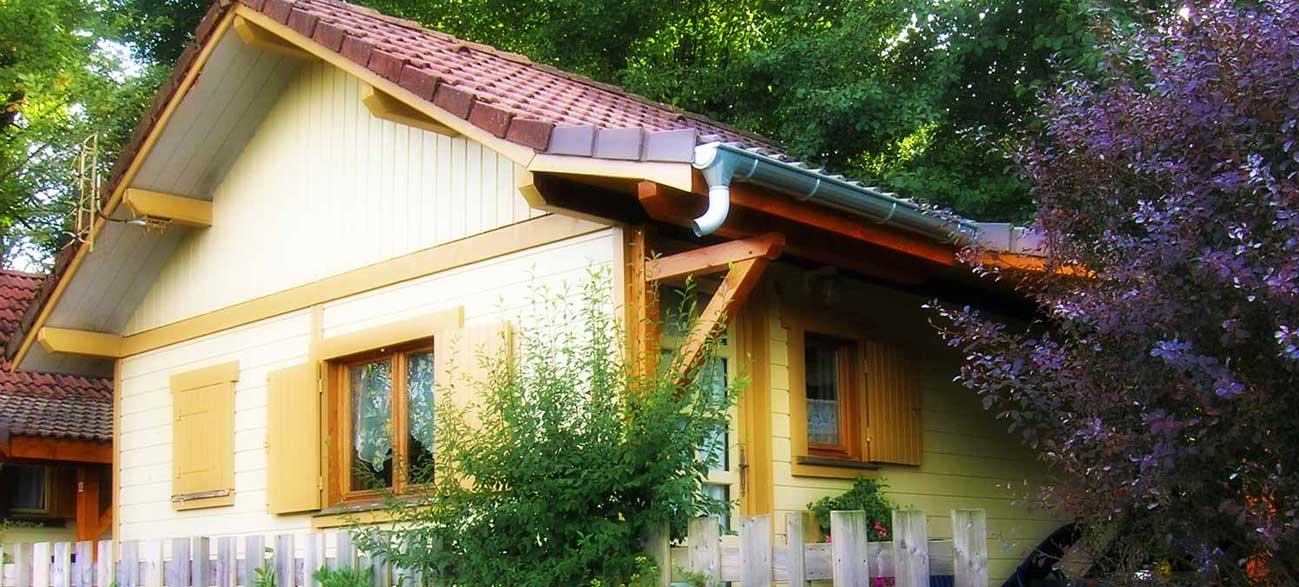 Location de chalet à proximité du lac d'Annecy
