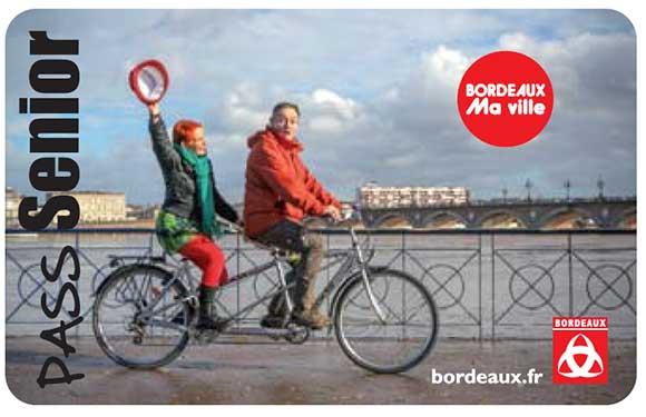 Pass Senior Bordeaux