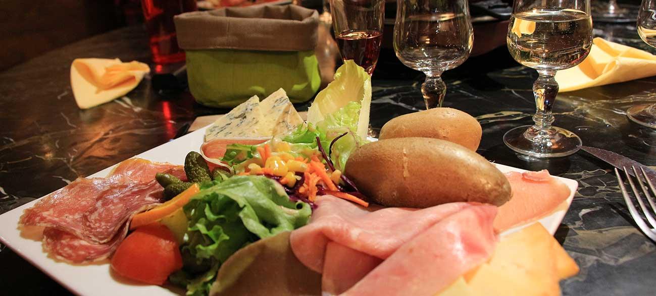 Raclette à Villard de Lans