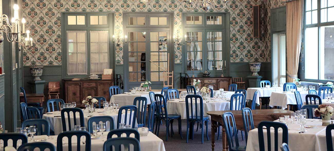 Restaurant de la résidence du Grand hôtel de Paris à Villard de Lans