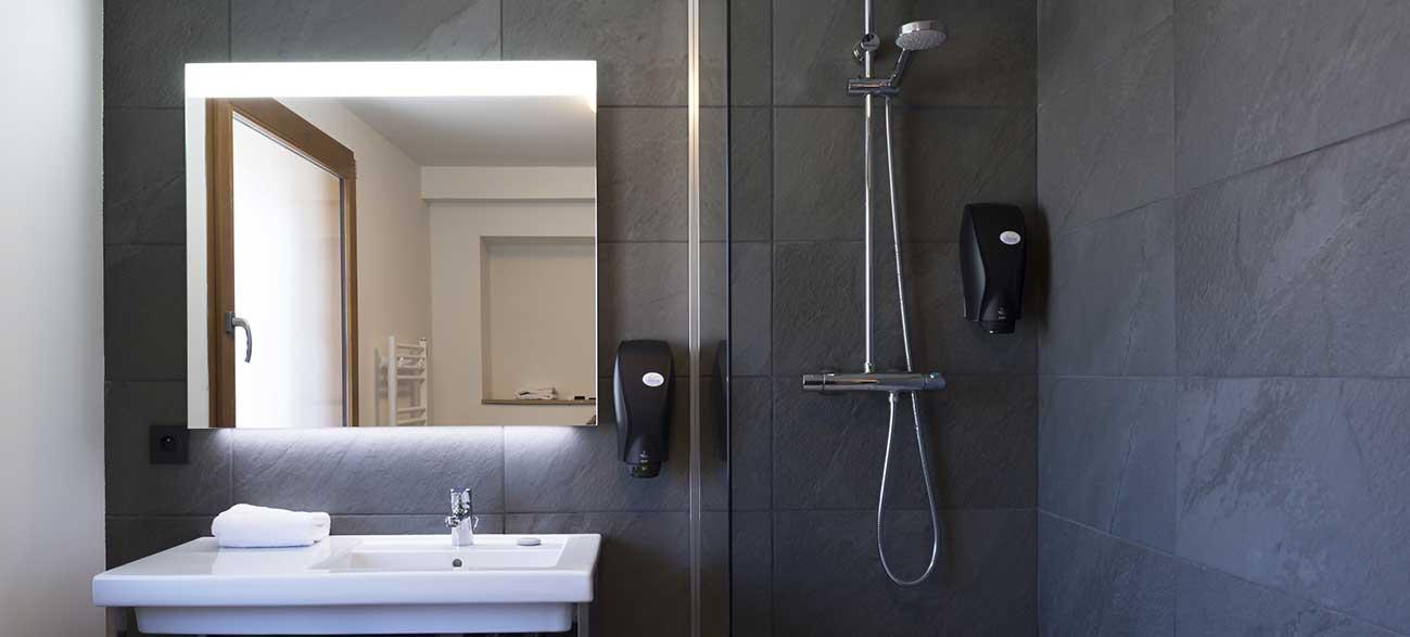 Salle de bain Résidence du Grand Veymont