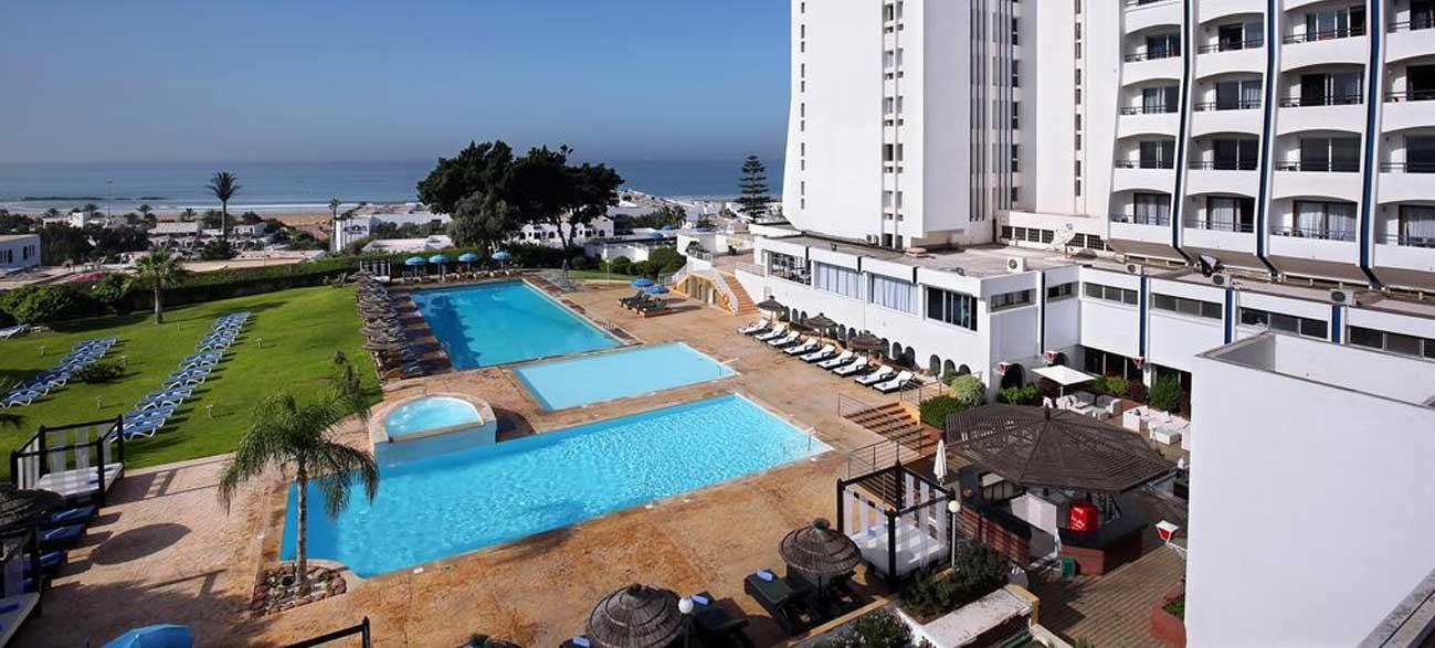 Tui Hotel Club Al Moggar Garden Beach Agadir