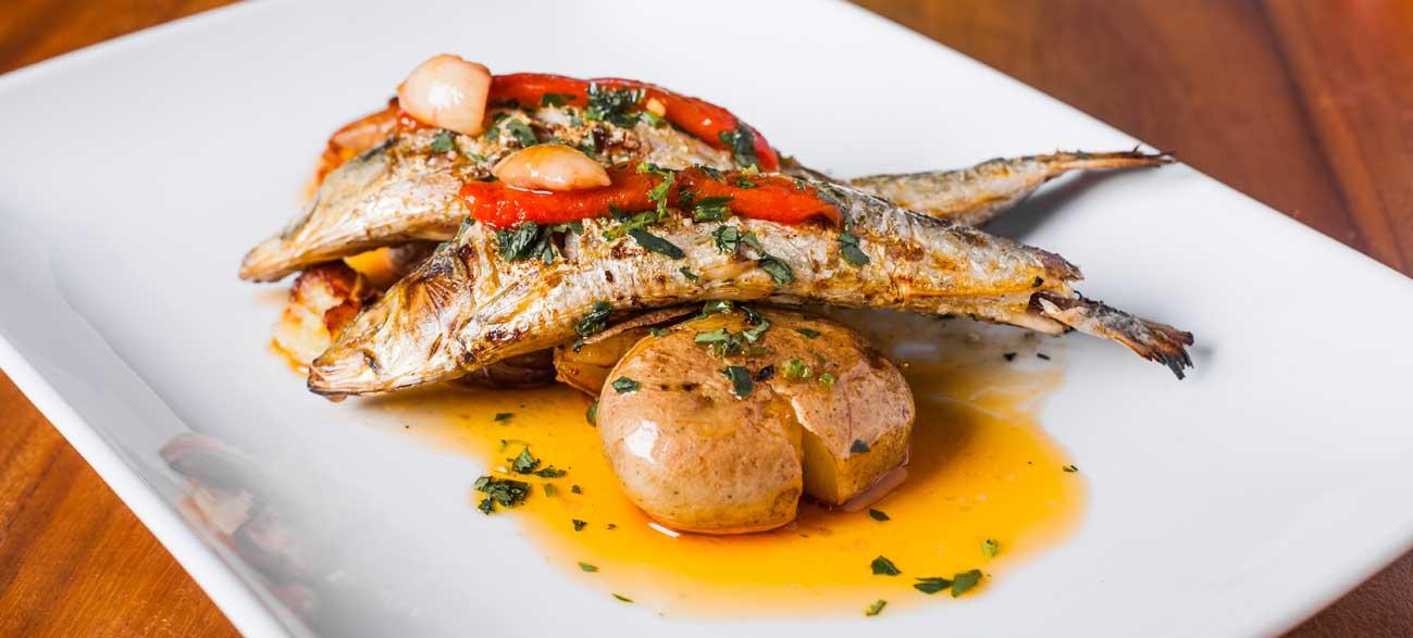 Cuisine en Algarve Portugal
